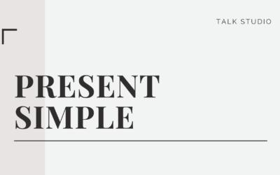Урок граматики: Present Simple